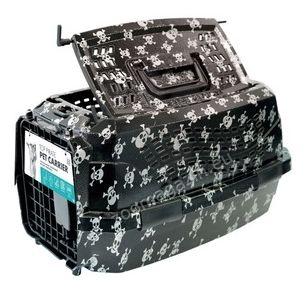 M-Pets Top Pet Carrier pirates - транспортна чанта / с горно отваряне / 46 / 23 / 31 см.