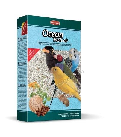 Padovan Ocean fresh air - хигиенен пясък за птици 1кг.