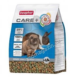 Beaphar Care Super Premium Senior - храна за възрастни мини зайчета 1.5 кг.