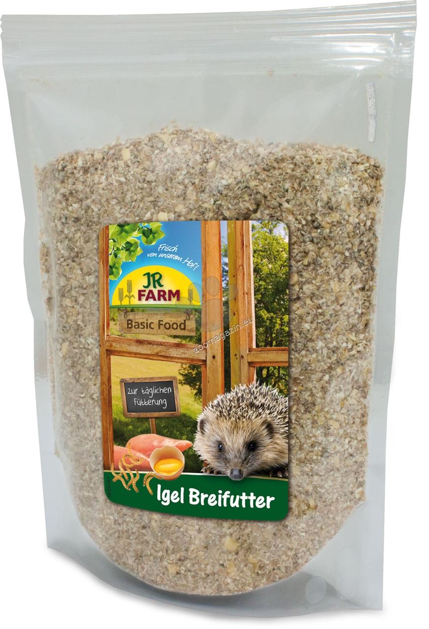 JR Farm Hedgehog Mash - пълноценна каша за таралежи 200 гр.