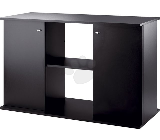 Ferplast Stand Cayman 110 Black   Table And Cabinet For Aquarium Cayman 110  109,7 X 44,7 X H 73 Cm