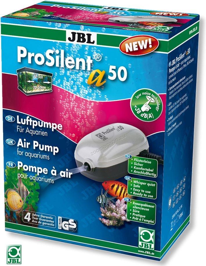 JBL ProSilent а50 - изключително тиха помпа за въздух 50л/ч
