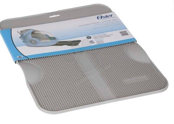 Oster Antibacterial Litter Mat - антибактериална постелка за тоалетна 41 / 34 см.