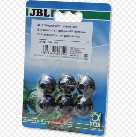 JBL 6 suction cups f. heating cord f.ProTemp basis - вендузи за кабел