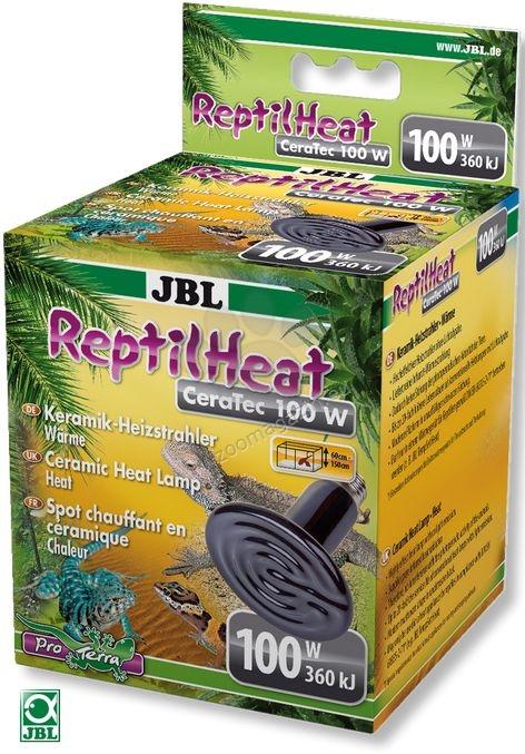 JBL ReptilHeat 100 W - керамичен нагревател за терариуми