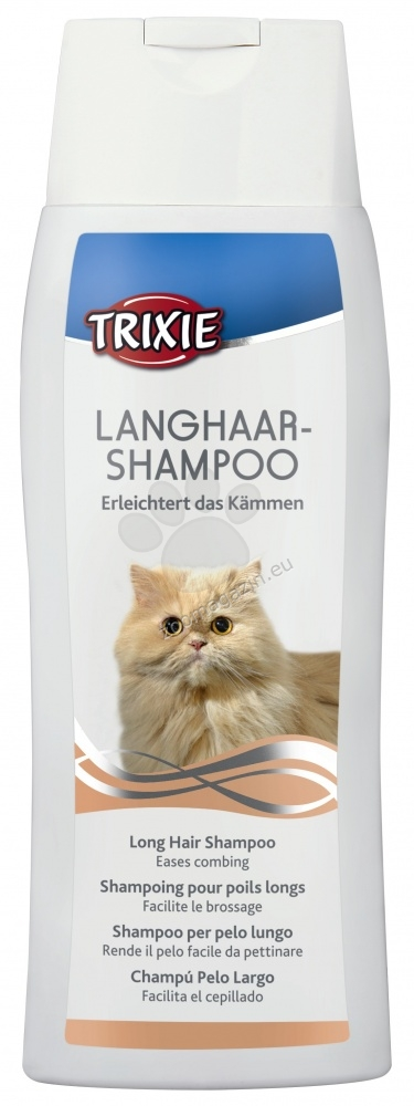 Trixie Cat shampoo for long hair - за дългокосмести котки 250 мл.