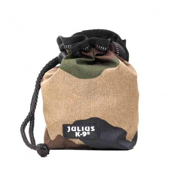 Julius K9 - чантичка за лакомства камуфлаж