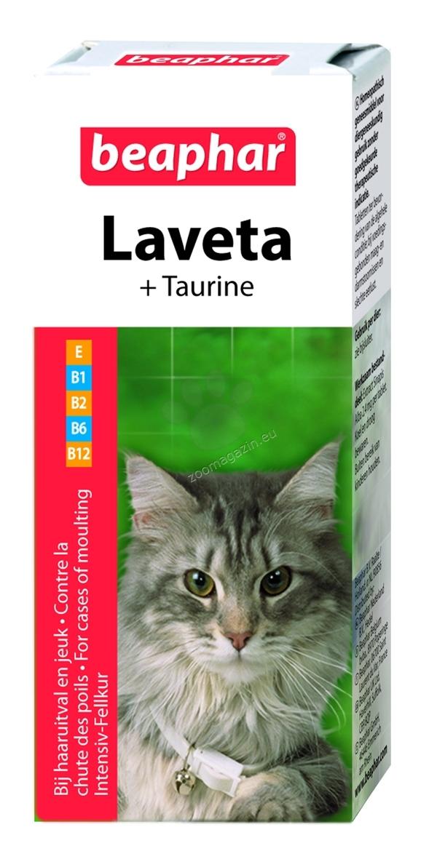 Beaphar Laveta Taurine - витаминни капки   50мл.