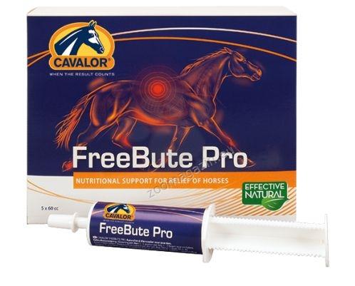 Cavalor Free Bute Pro - облекчаване на мускулните и ставни болки 60 мл.
