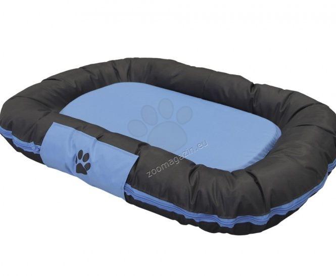 Nobby Reno - меко легло 80 / 58 / 10 см. / син, черен, зелен /