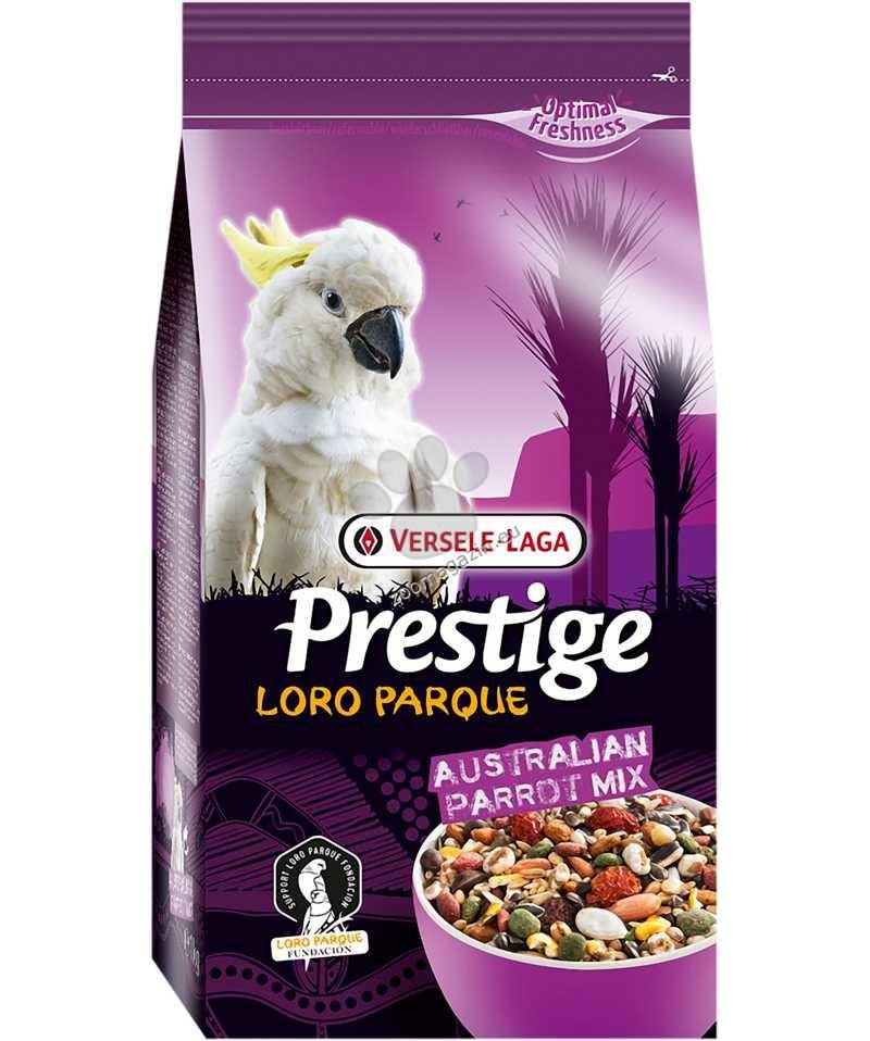 Versele Laga - Premium Prestige Australian Parrot - пълноценна храна за австралийски големи папагали 15 кг.