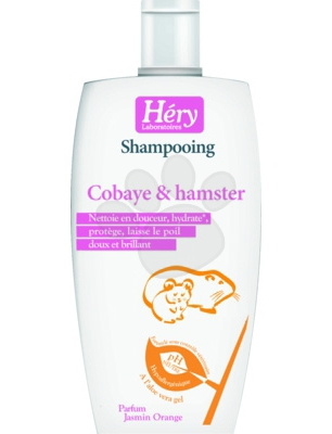 Hery Hamster Guinea pig shampoo - σαμπουάν για χάμστερ και ινδικά χοιρίδια, 125 ml.