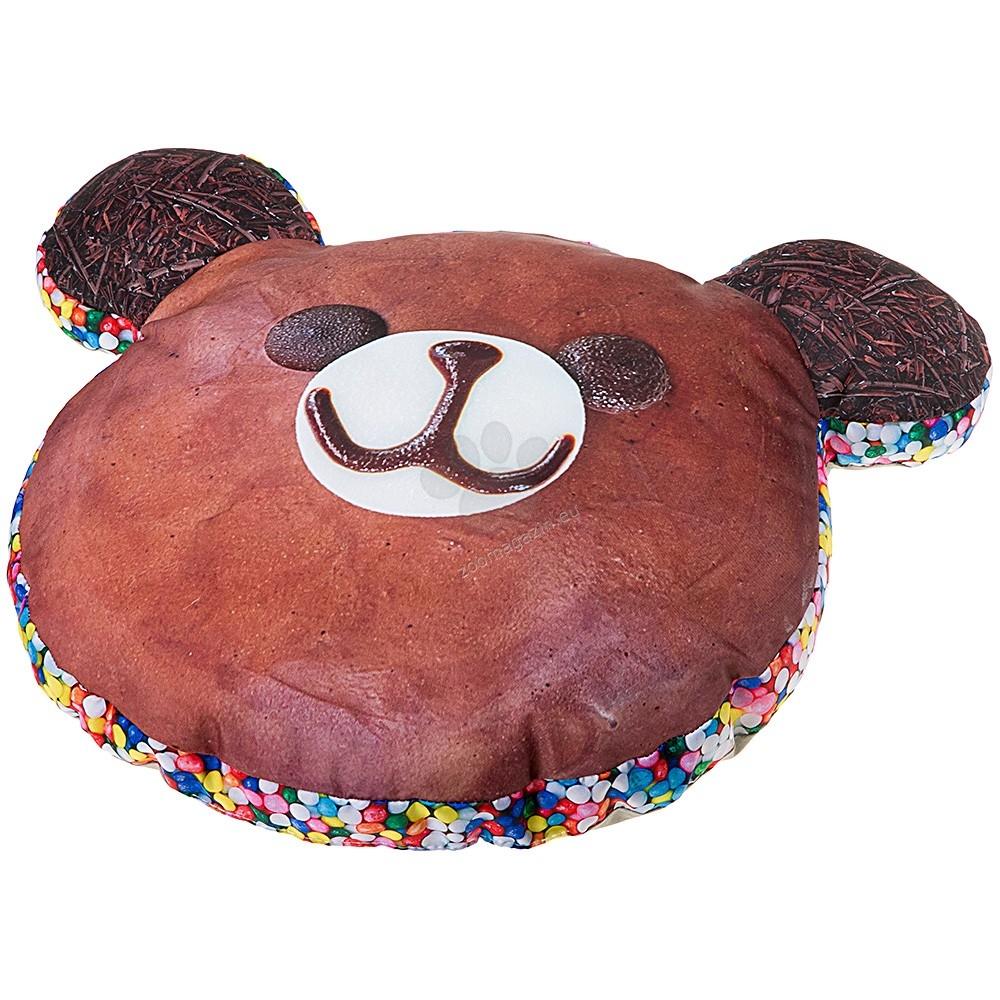 Ferplast Teddy Donut - μαλακό κρεβάτι 45 εκ.