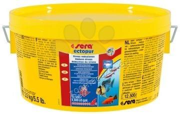 Sera - Ectopur - грижа за водата по време на третиране срещу ектопаразити и гъбички в сладководни аквариуми и езера 2.5kg