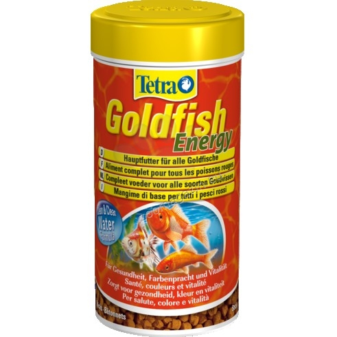 Tetra - Goldfish Energy - храна за златни рибки за повече жизненост 100 мл.