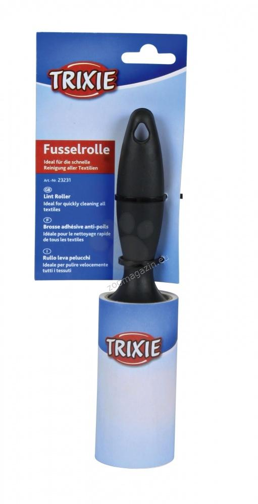 Trixie - Lint Roller - почистваща ролка от косми, за дрехи и мебели