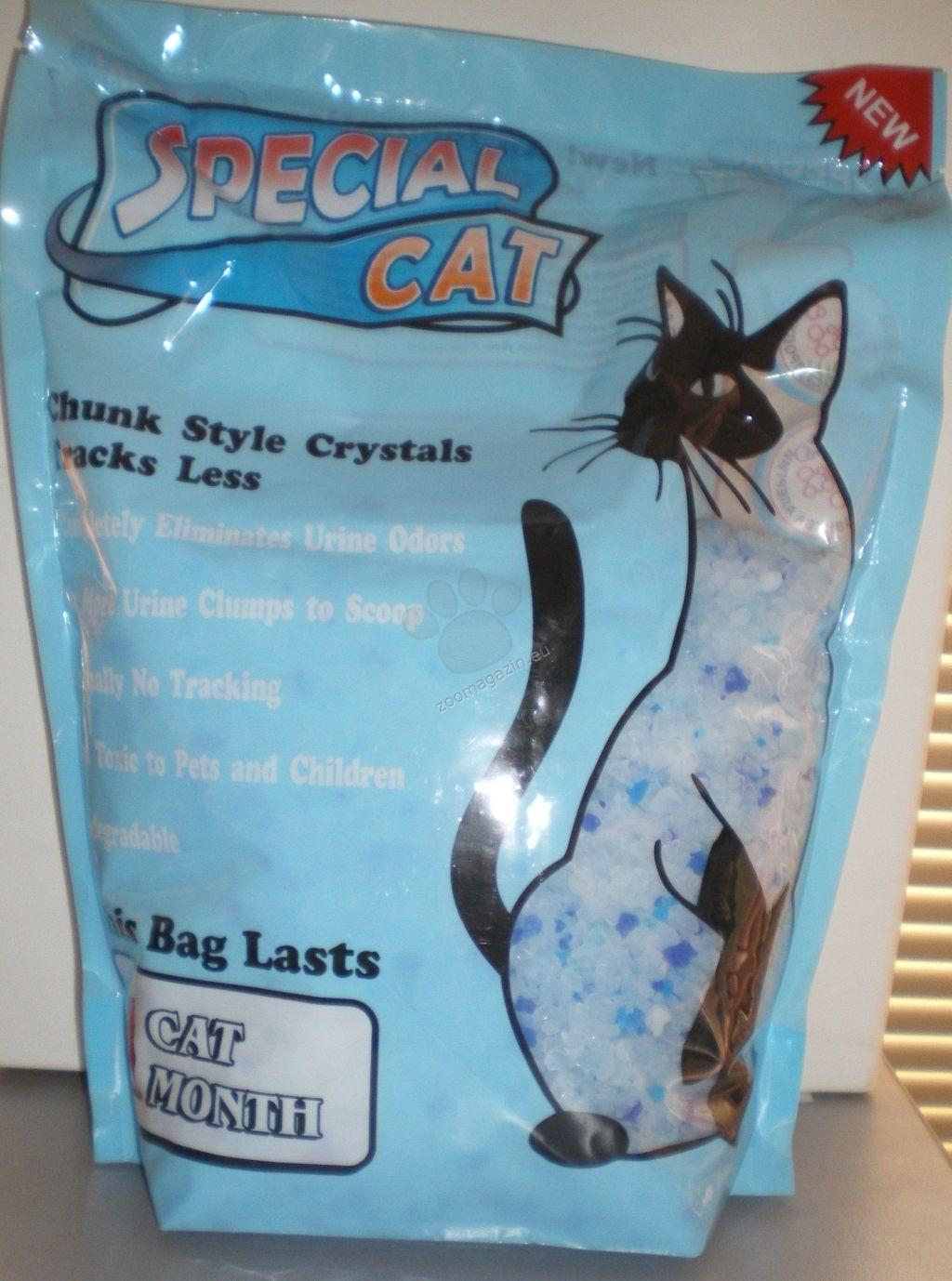 Zoomarket Special Cat Natural - силиконова котешка тоалетна 3.8 литра