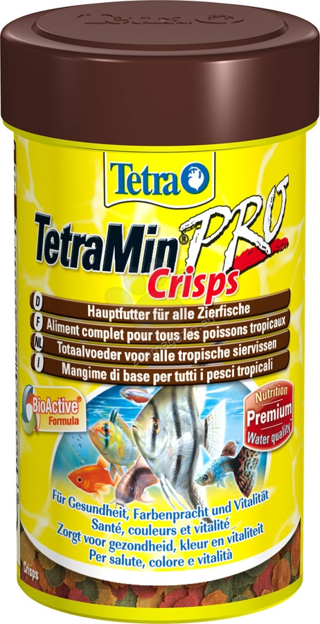Tetra - TetraMin Pro Crisps - универсална храна 100 мл.