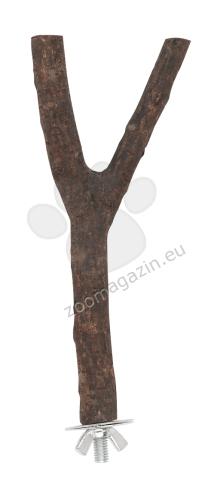 Kerbl Y-Perch - кацалка със система за закрепване на кафеза 20 cm.