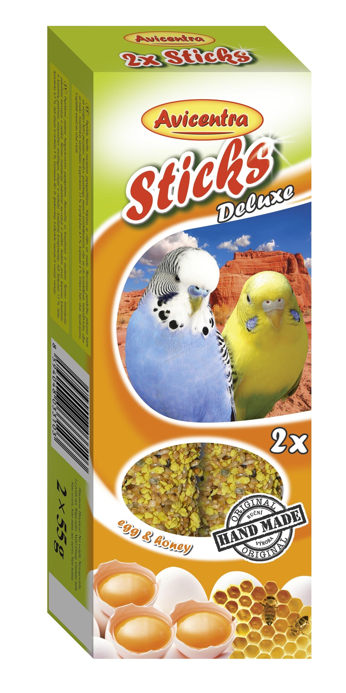 Avicentra Sticks Deluxe - крекер с яйца и мед 2 х 55 гр.