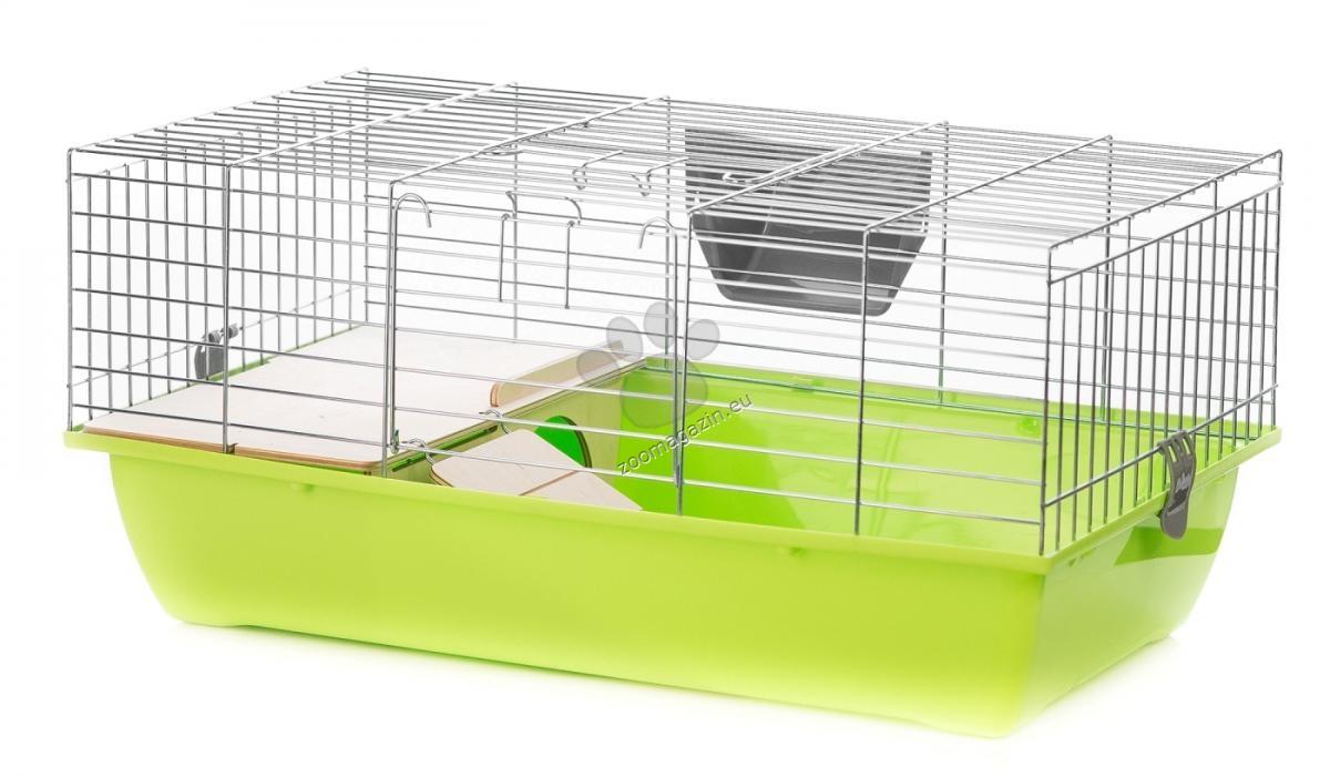 Inter zoo Super Rabbit 70 - клетка за мини зайчета 70 / 40 / 33 см.