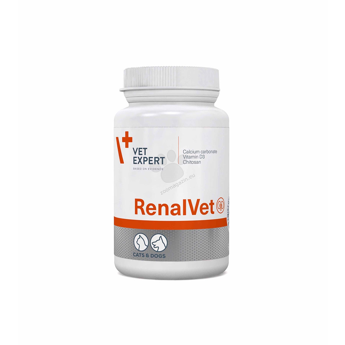 Vetexpert - RenalVet - незаменим помощник при бъбречна недостатъчност 60 табл.