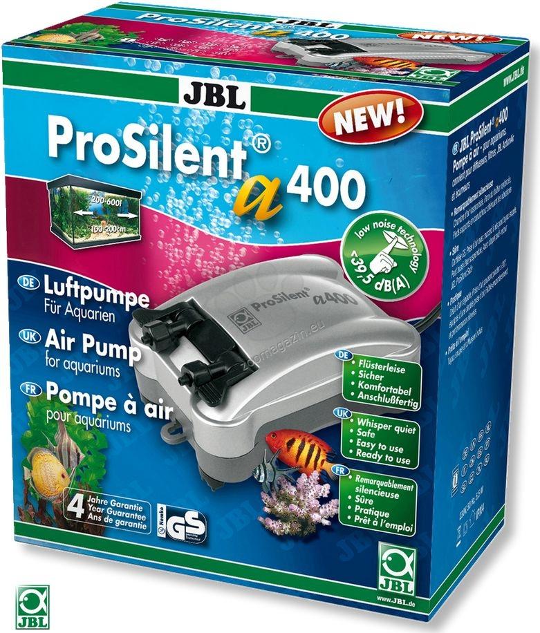 JBL ProSilent а400 - изключително тиха помпа за въздух 400л/ч