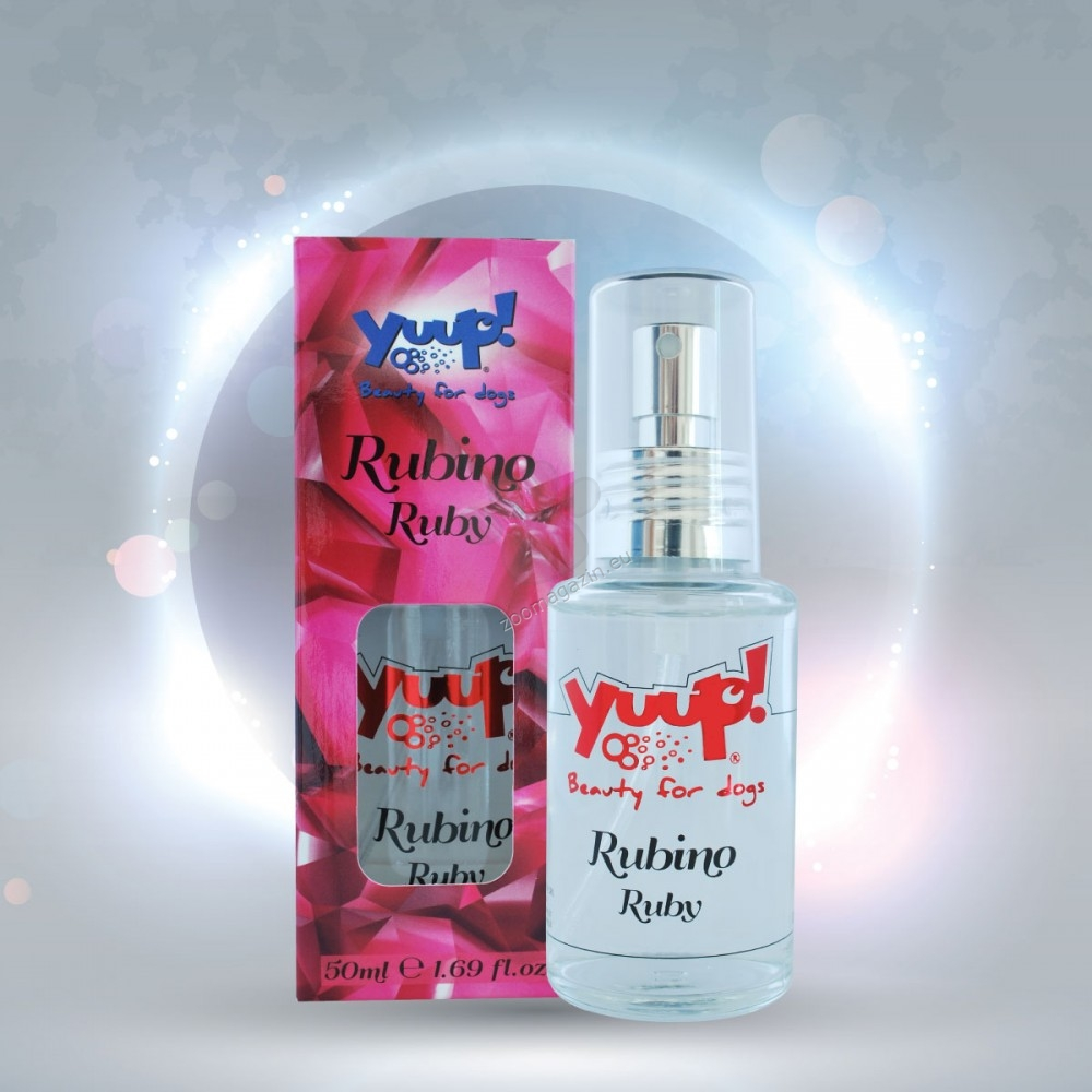 Yuup Glitter Rubino - парфюм със рубин блясък 50 мл.