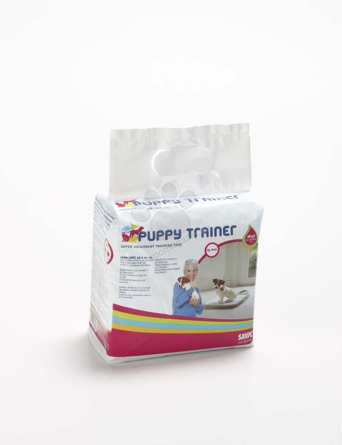 Savic Puppy Pads - подложки за starter kit medium 30 бр., 45 / 30 см.