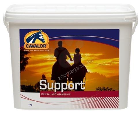 Cavalor Support - добавка за коне в почивка или в период на възстановяване 20 кг.