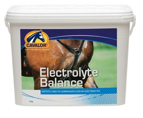 Cavalor Electrolyte Balance - разтвор за компенсиране на електролитни загуби в случаи на големи натоварвания 5 кг.