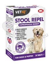 Mark & Chappell Stool Repel Coprophagia Remedy - таблетки против копрофагия 30 таблетки