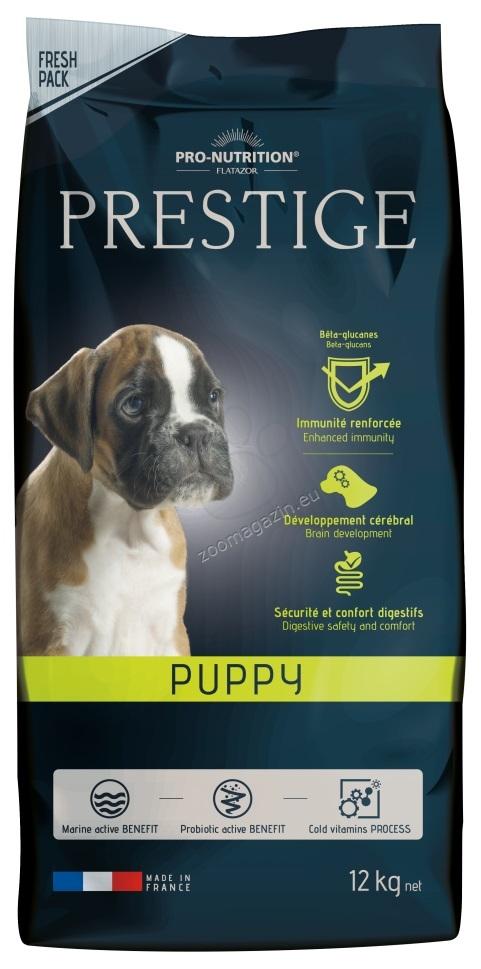 Flatazor Prestige Puppy - пълноценна храна за кучета на възраст от 2 до 12 месеца, всички породи 12 кг.
