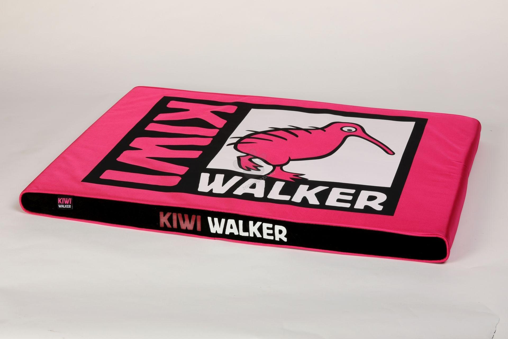 Kiwi Walker Mattress XXL - ортопедичен матрак с мемори пяна 110 / 75 / 8 см. / син, оранжев, зелен, кафяв, розов /