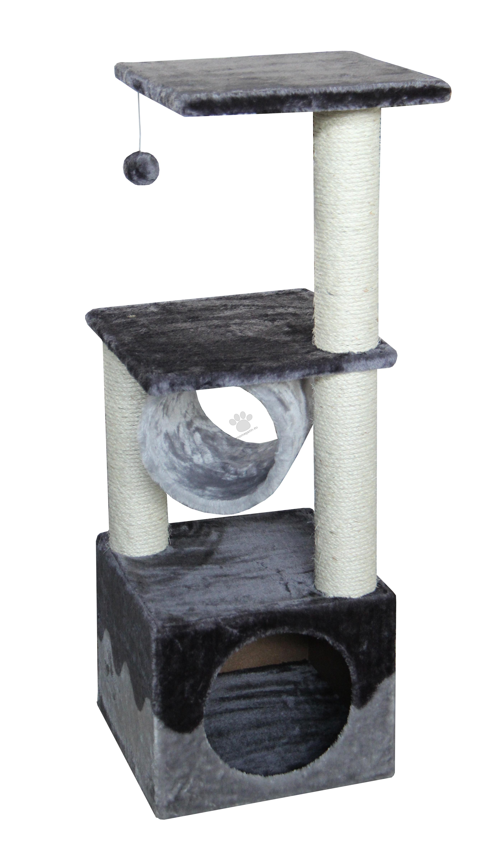 Valenger - скачер с къща с тунел 99 / 35 / 35 см.
