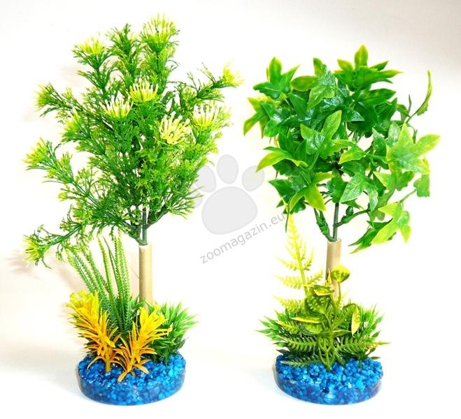 Sydeco Aqua Garden Ocean 22 см. / жълто, зелено /