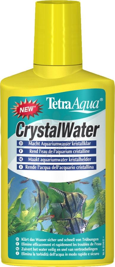 Tetra - CrystalWater - препарат за бързо избистряне на водата 100 мл.