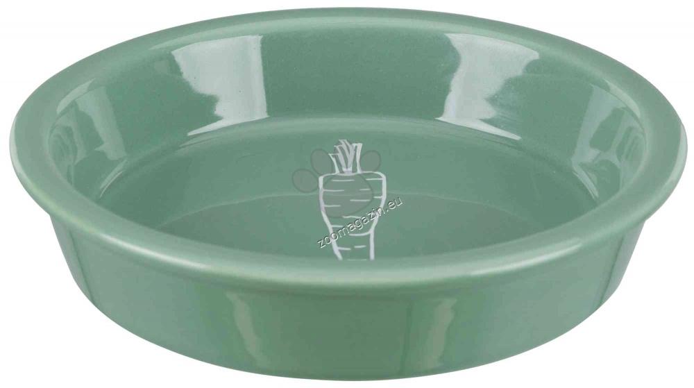 Trixie Cermic Bowl - керамична купичка 200 мл. / жълта, зелена, синя, лилава /