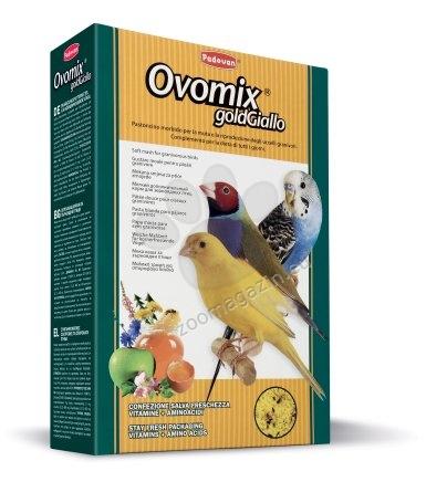 Padovan Ovomix gold giallo - хранителна добавка за канарчета, вълнисти папагали и екзотични птици 1 кг.