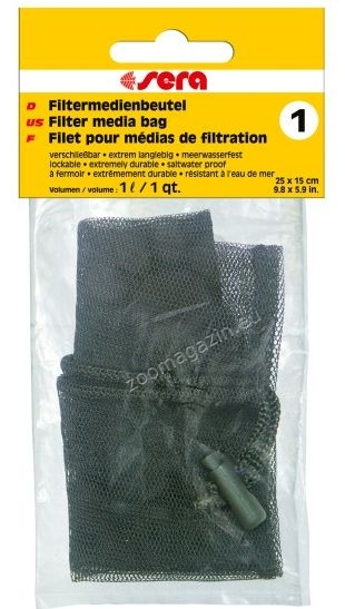 Sera - Filter Bag - филтърна торбичка/малка/ за различните видове пълнежи
