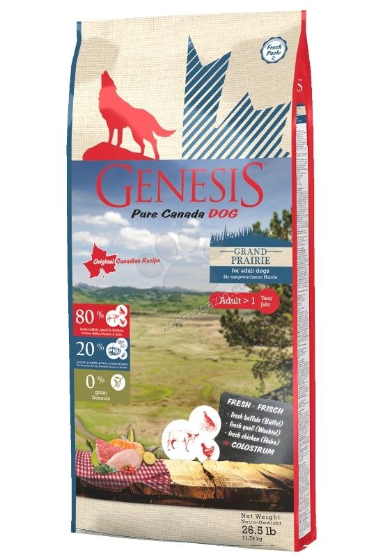 Genesis Pure Canada Grand...