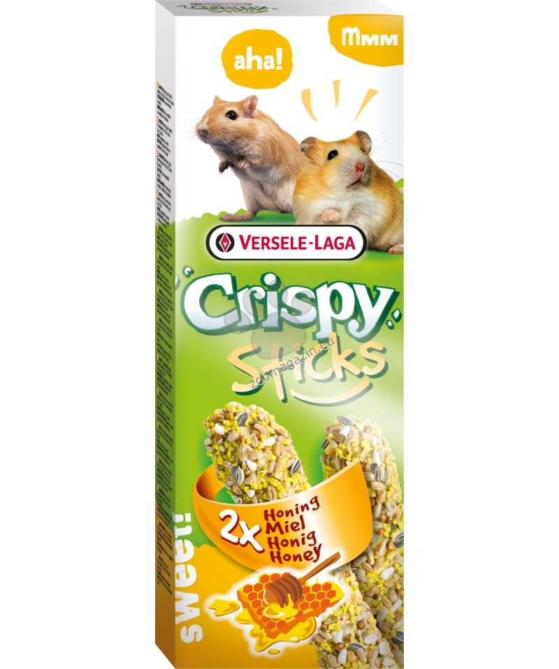Versele Laga - Crispy Sticks Honey - крекер с мед 2 х 55 гр.
