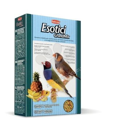Padovan GrandMix esotici - пълноценна храна за екзотични птици 400 гр.