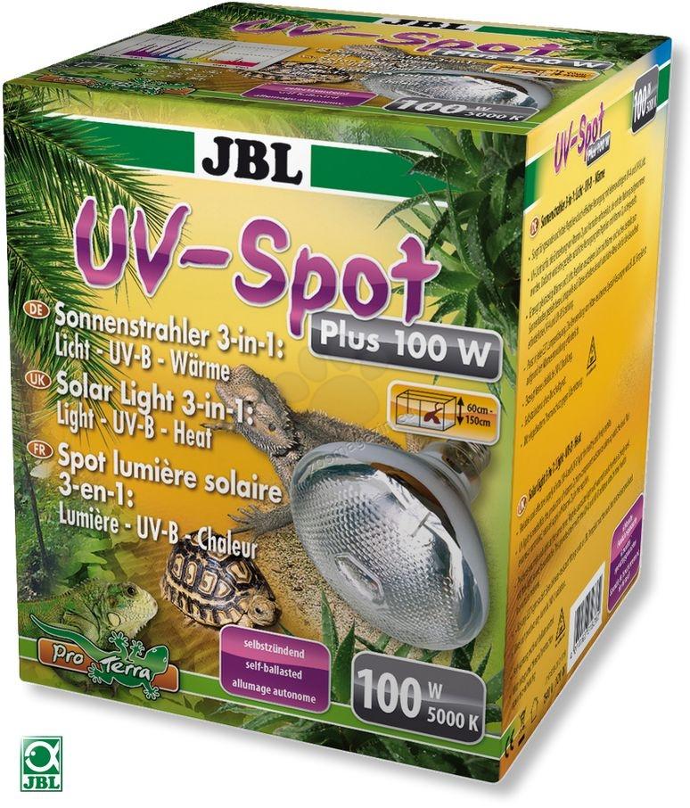 JBL UV-Spot plus - екстра силна UV лампа дневна светлина 80W