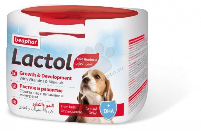Beaphar Lactol Dog - сухо мляко за кученца 500 грама