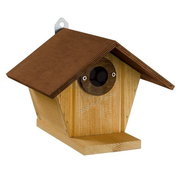Ferplast Natura N3 - σπίτι στον κήπο για τα άγρια πτηνά  21 x 21,3 x h 16,6 cm