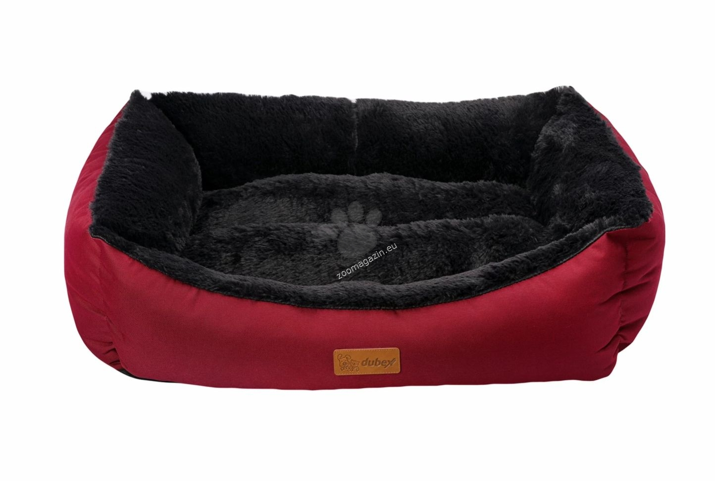 Dubex Jellybean bed S - меко легло / червено, синьо / 50 / 38 / 19 см.