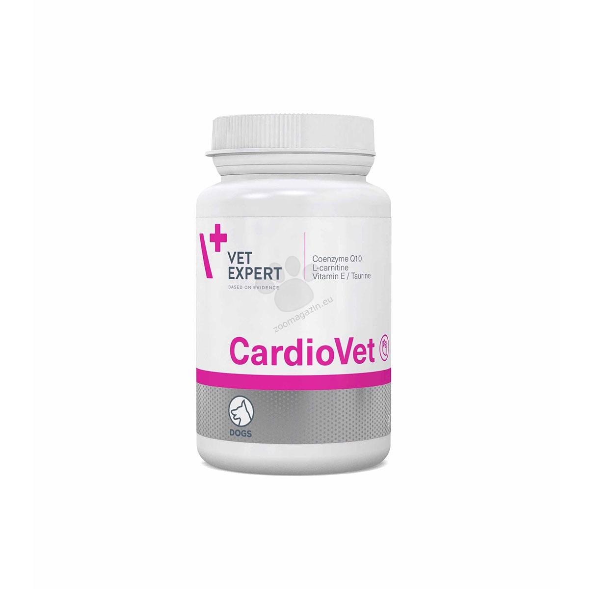 Vetexpert - CardioVet - подпомага сърдечния мускул 90 табл.