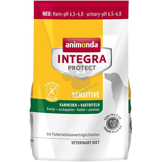 Integra Protect Sensitive - специално разработена за кучета с непоносимост към храна 4 кг.
