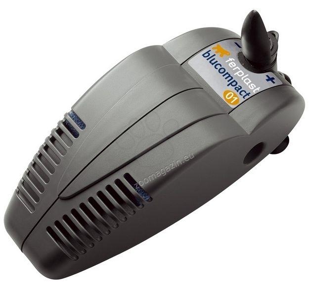 Ferplast - BluCompact 01 - вътрешен филтър за аквариуми до 45 литра